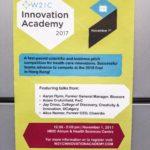 W21C Innovation Academy poster