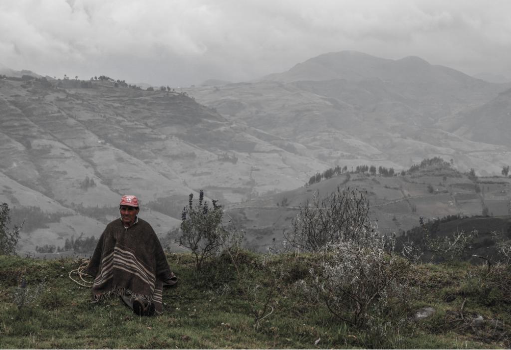 Peru mountains Carabamba medical service trip