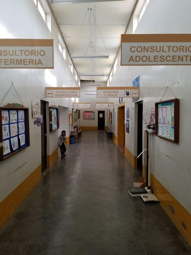 Perú Carabamba credentials