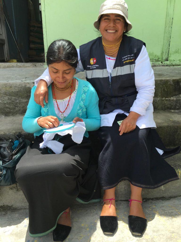Best practices sustainability and partnership Tandana